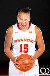 ISU Women's Basketball Poster Proofs